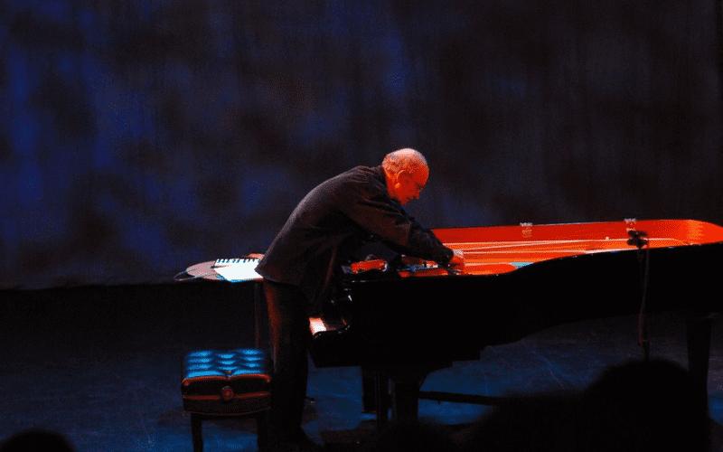 christian wolff prepared piano