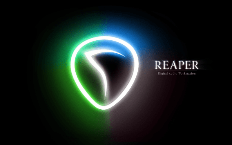 Reaper DAW logo