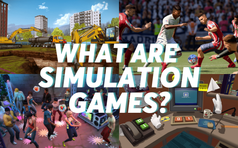 what are simulation games