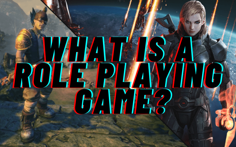 what is a role playing game