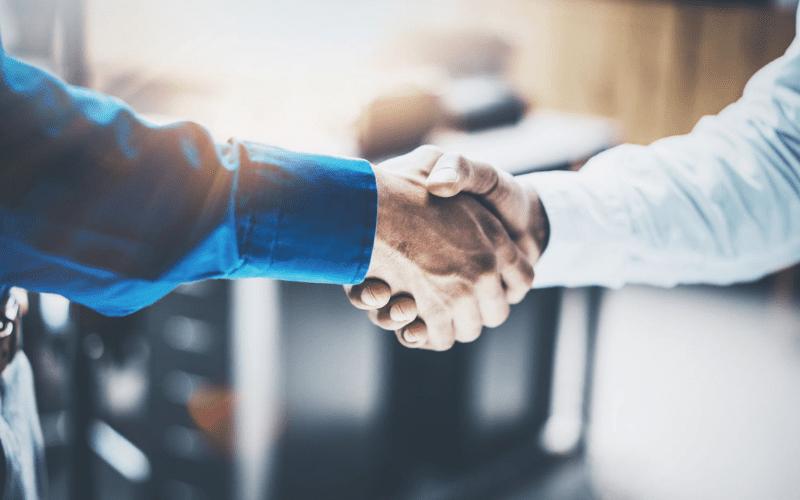 negotiation handshake