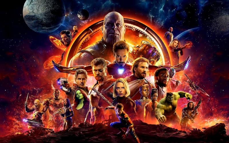 Avengers: Infiniti War