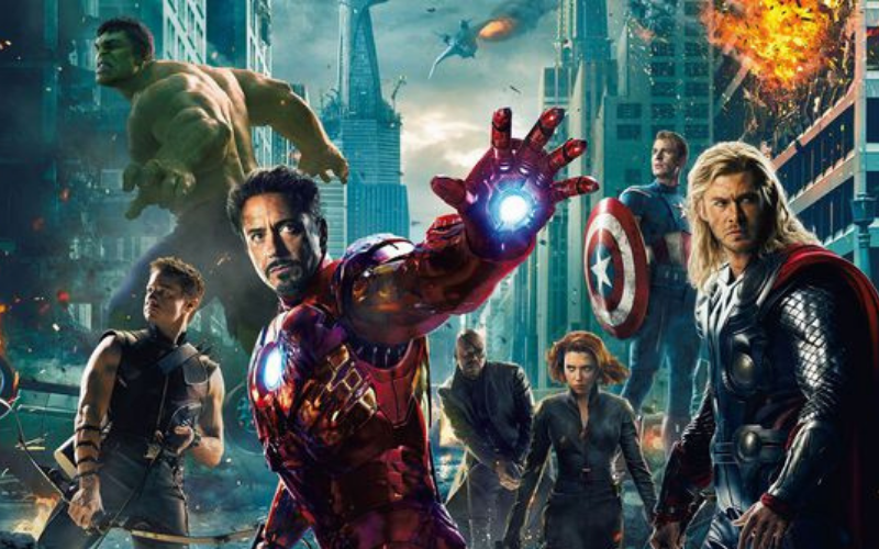Avengers Assemble best marvel movies ranked