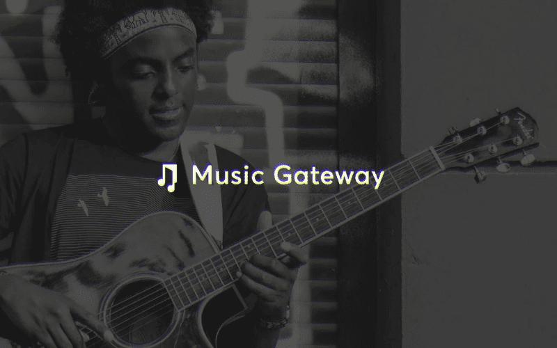 music gateway page