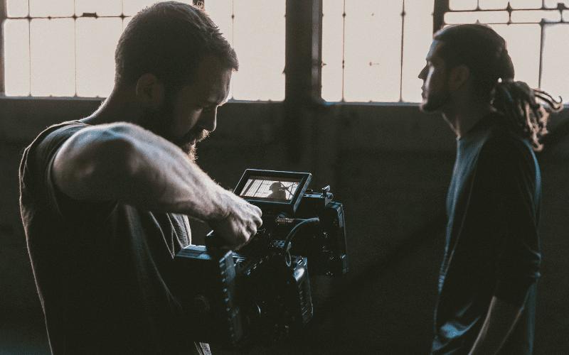 cameraman and actor