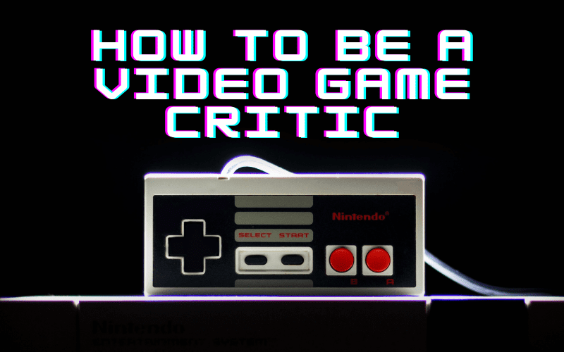 video game critic