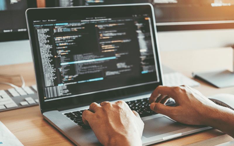 computer programmer code