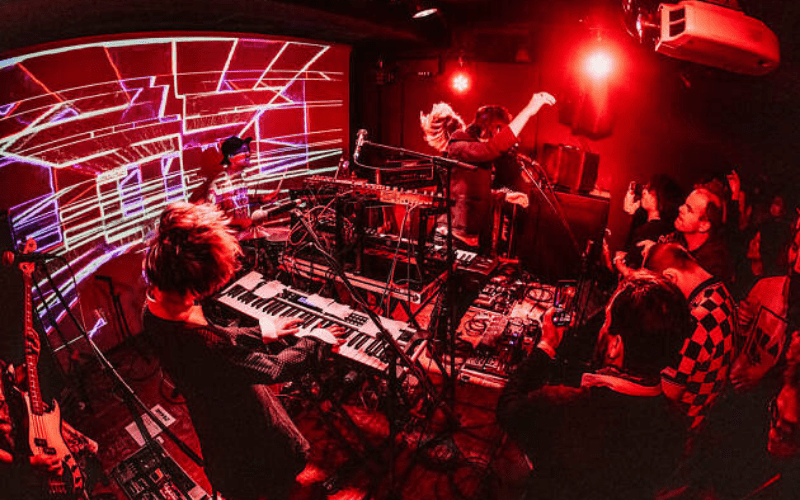 underground music scene