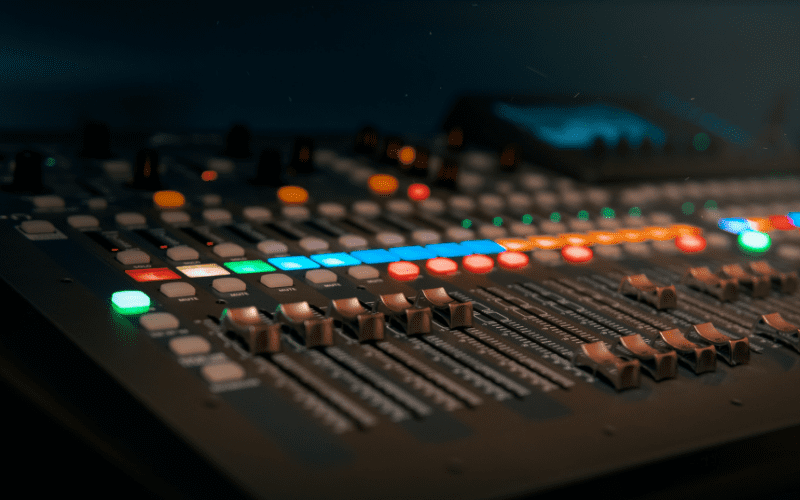 music mixing and mastering