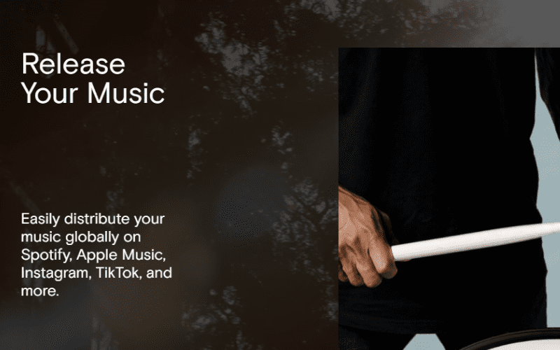 level music distribution