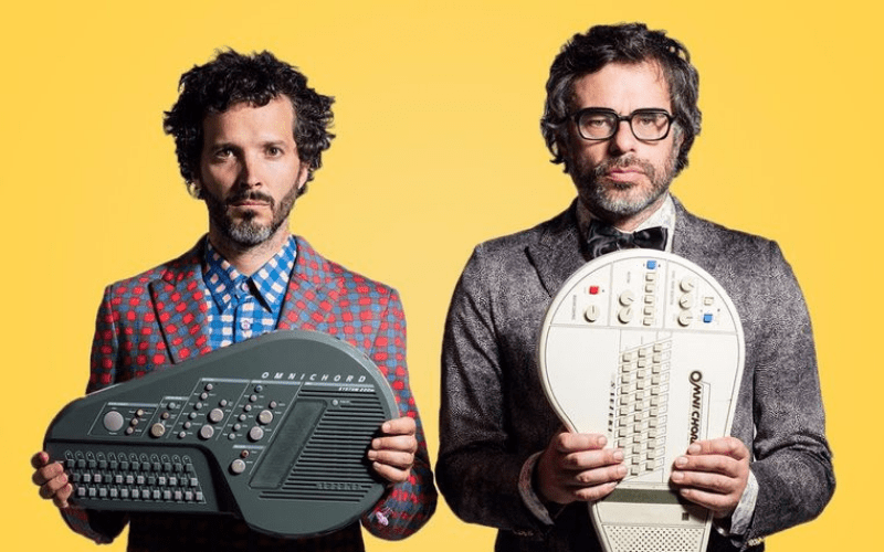 Flight Of The Conchords musical tv shows