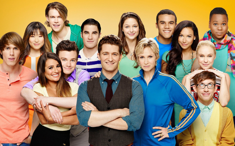 Glee musical tv shows