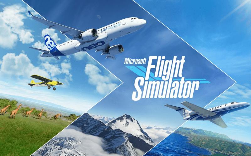 Microsoft slight simulator