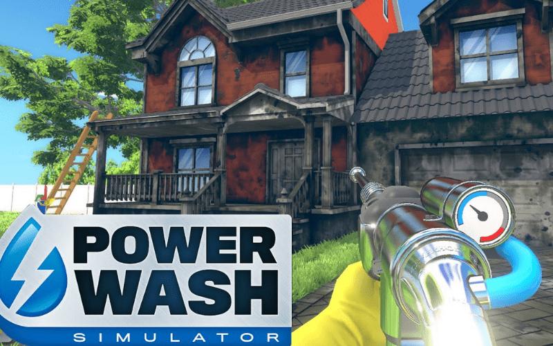 powerwash simulation