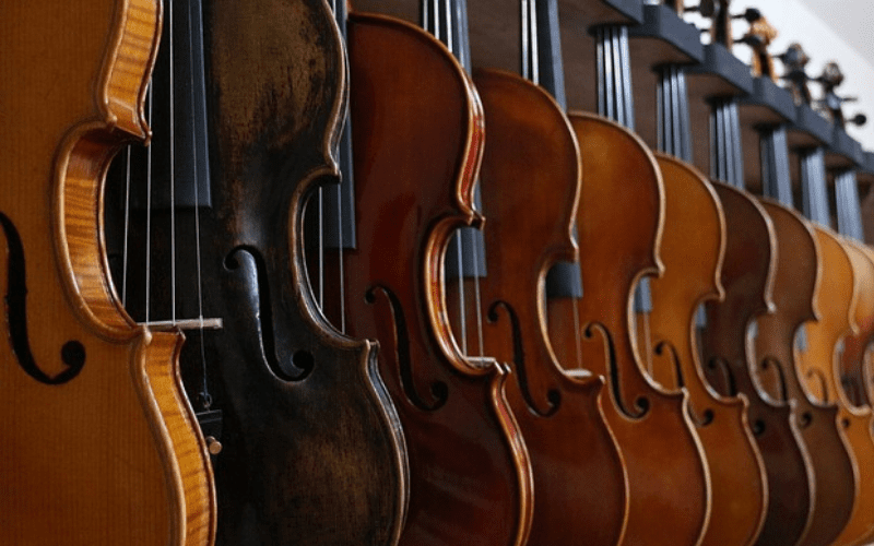 orchestral sting instruments