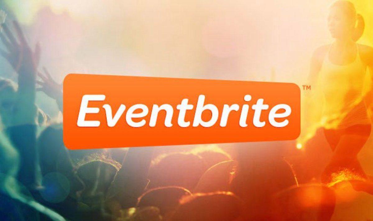 Eventbrite title screen